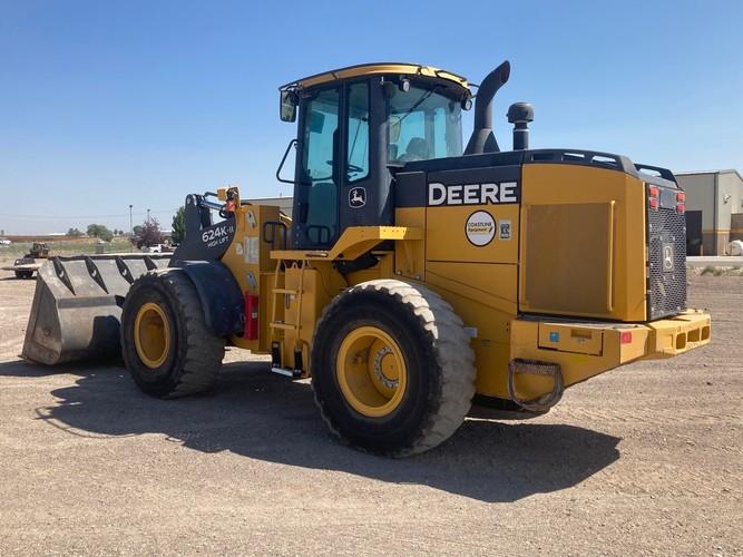 John Deere 624K-II