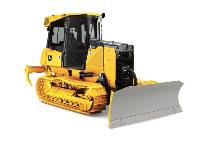 550K Crawler Dozer
