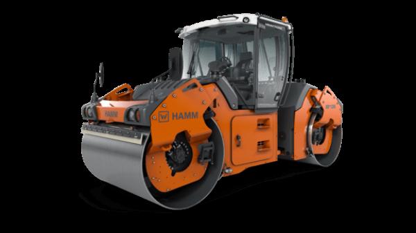 Hamm HD+ 120i VV