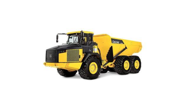 460E Articulated Dump Truck