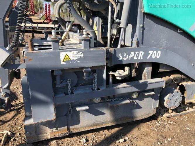 Vã¶gele Super 700