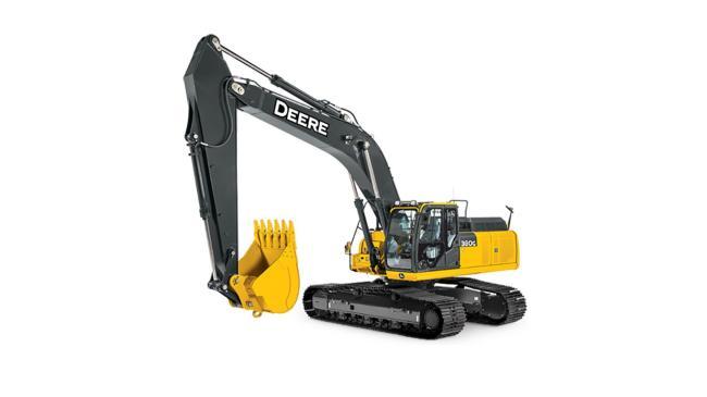 380G LC Excavator