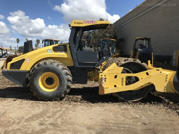 2017 Bomag BW213PDH-5