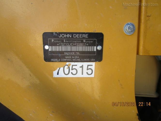 John Deere 710L