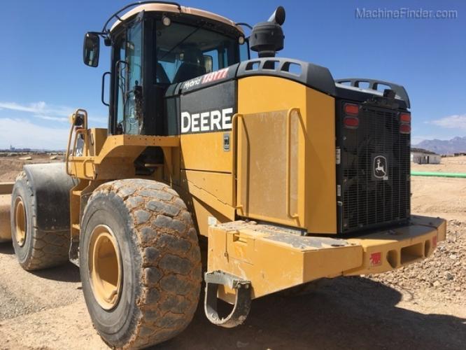 John Deere 644K Hybrid