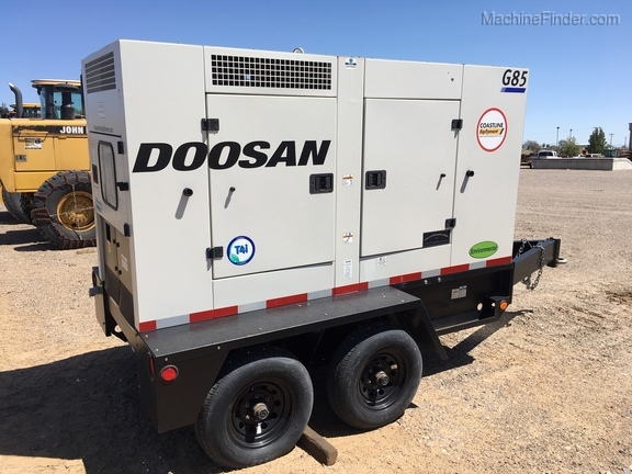 2017 Ingersoll Rand G85WCE-3A-