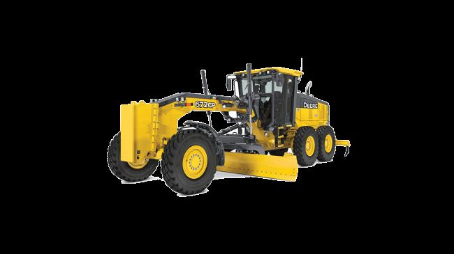 672G/GP Motor Grader