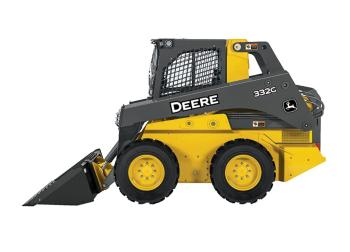 John Deere 332G