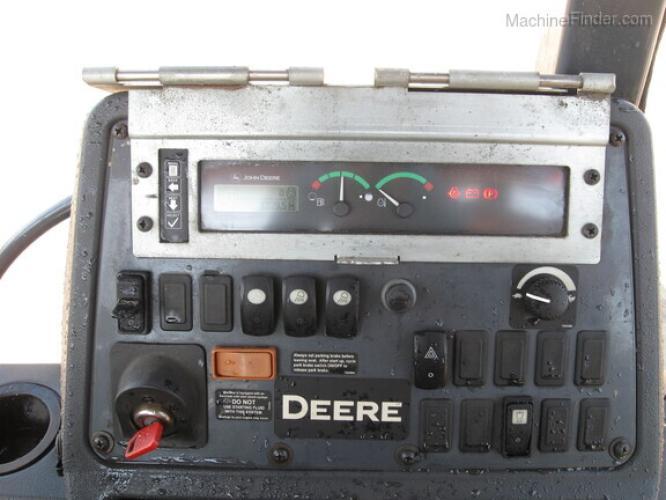 John Deere 310K