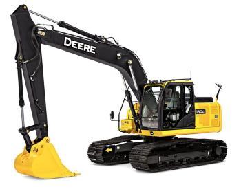 John Deere 180G LC