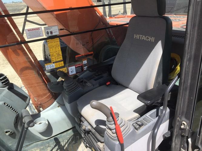 Hitachi ZX350LC-6