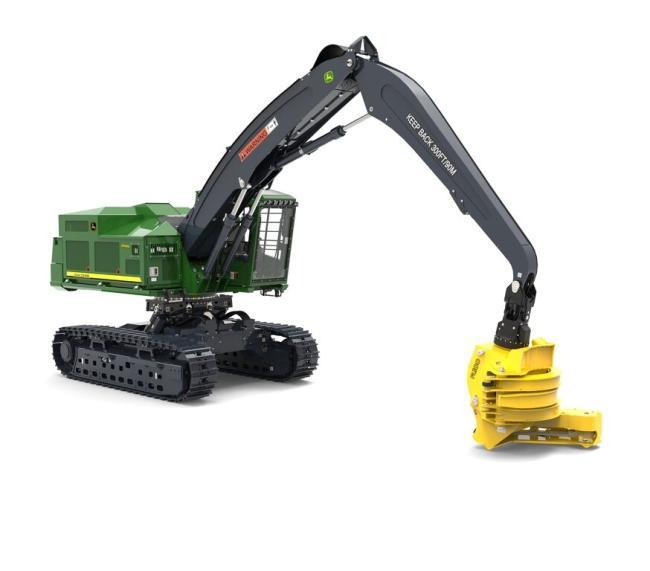 959ML Shovel Logger/Directional Feller