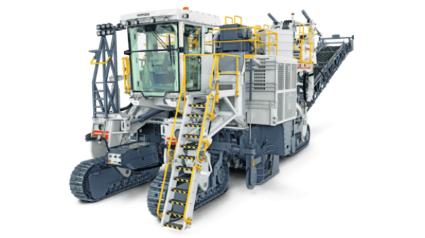 Wirtgen 4200SMi soft rock