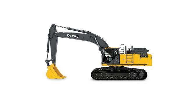 470G LC Excavator