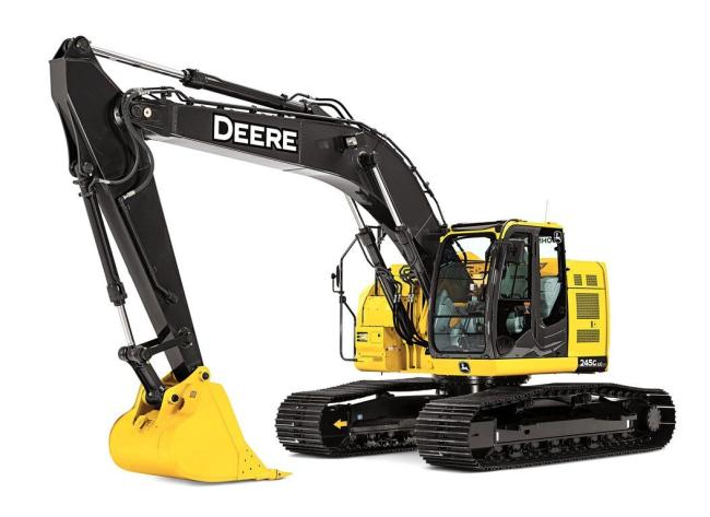 245G LC Excavator