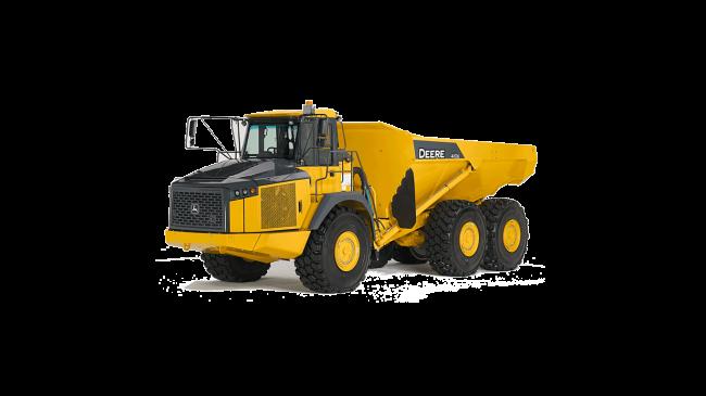 410E Articulated Dump Truck