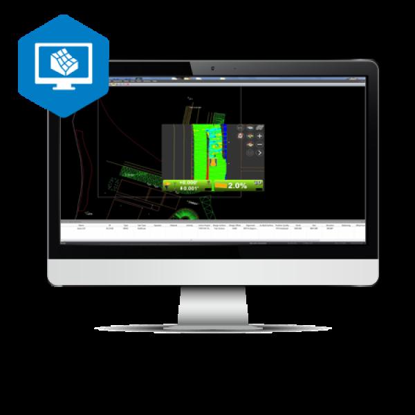 Topcon 3D Office