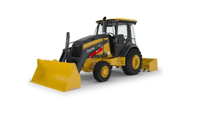 210L Tractor Loader