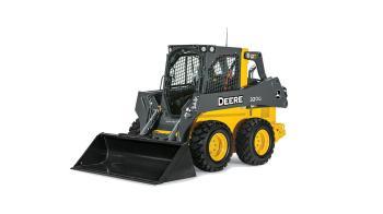 John Deere 320G
