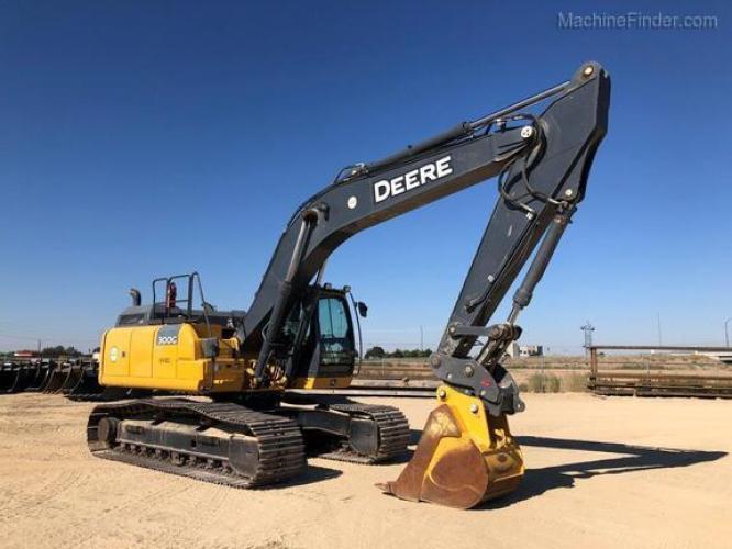 John Deere 300G LC